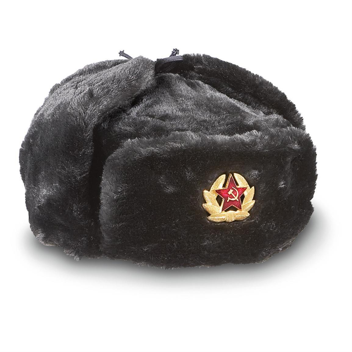 36b99acc3b4bf шапка-ушанка (Shapka-ushanka)