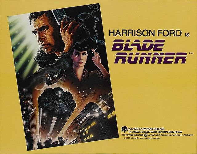 Blade Runner Deluxe Lobby Card 01 | Blade Runner Deluxe Lobb… | Flickr - Photo Sharing!