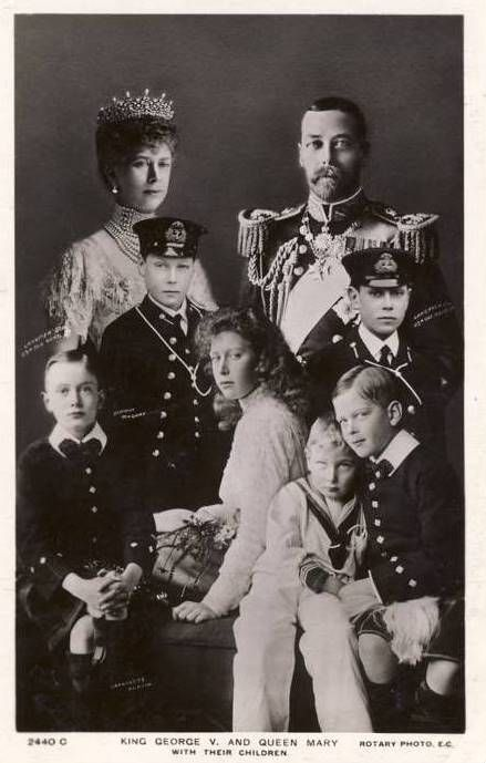 Did You Know On This Day In 1917 The British Royal Family