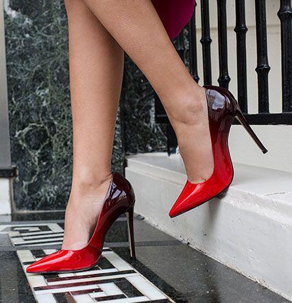 Heels, Stiletto heels