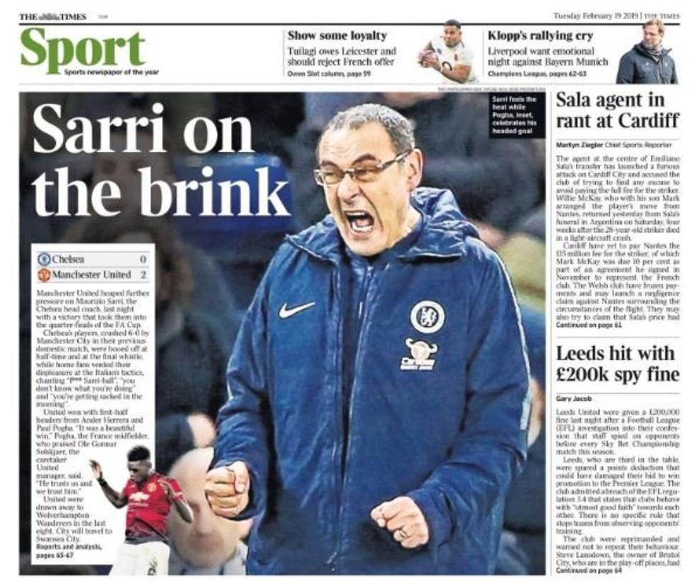 Tuesday's gossip column Sports, Gossip column, Vincent