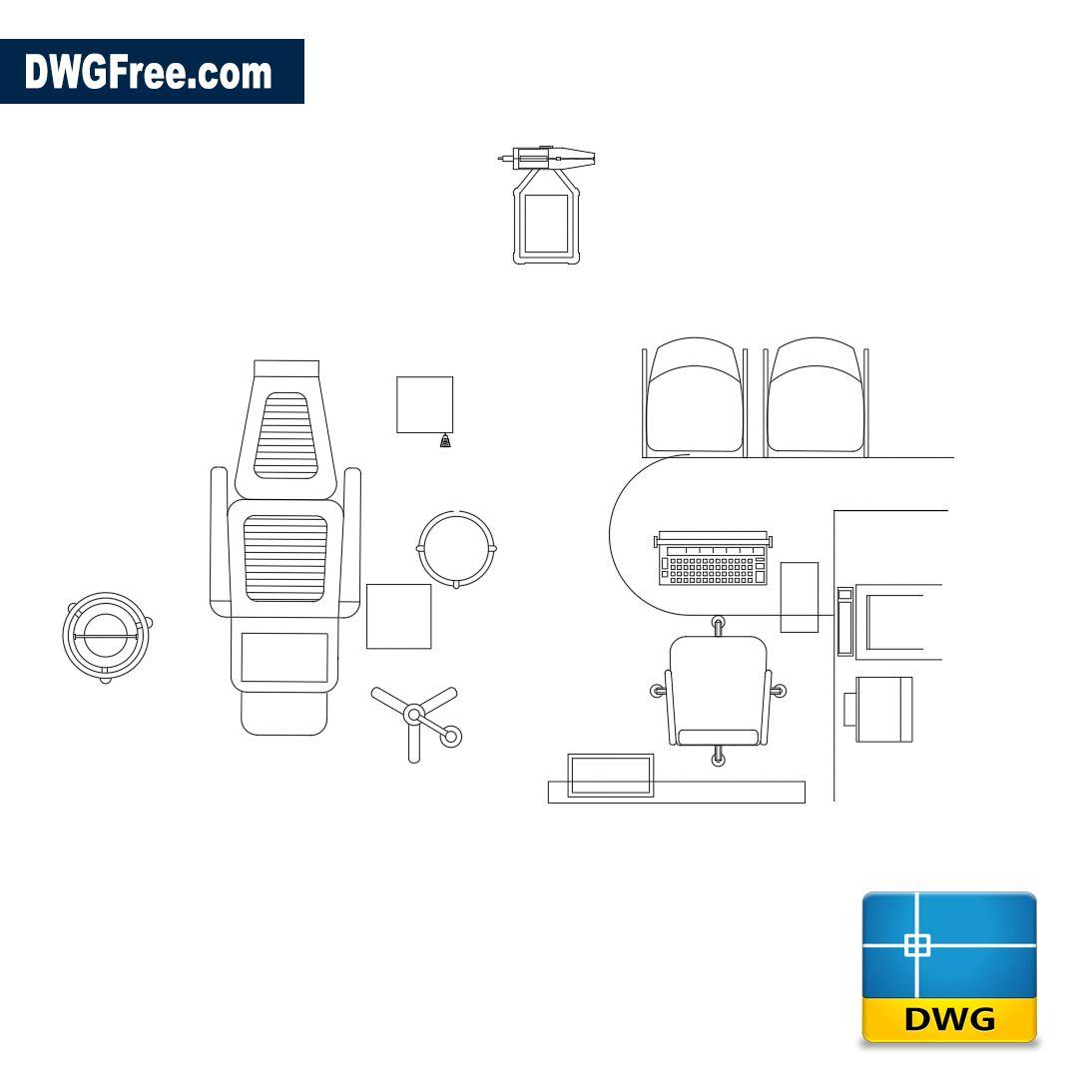 Dentist Room Furniture Dwg Download Autocad Blocks Model Room Furniture Furniture Room