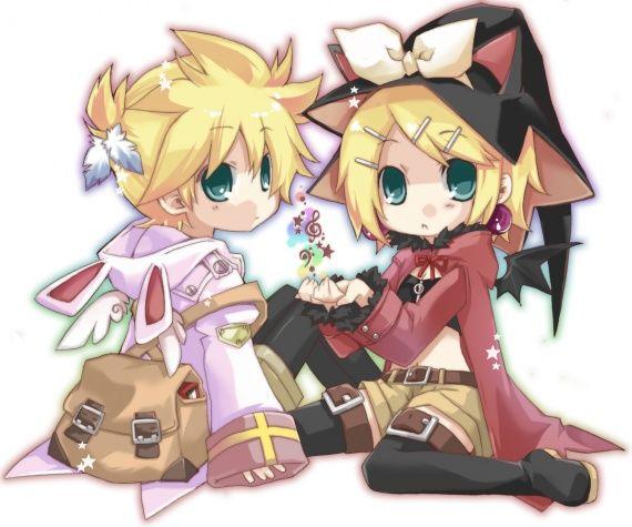 Vocaloid Chibi Len