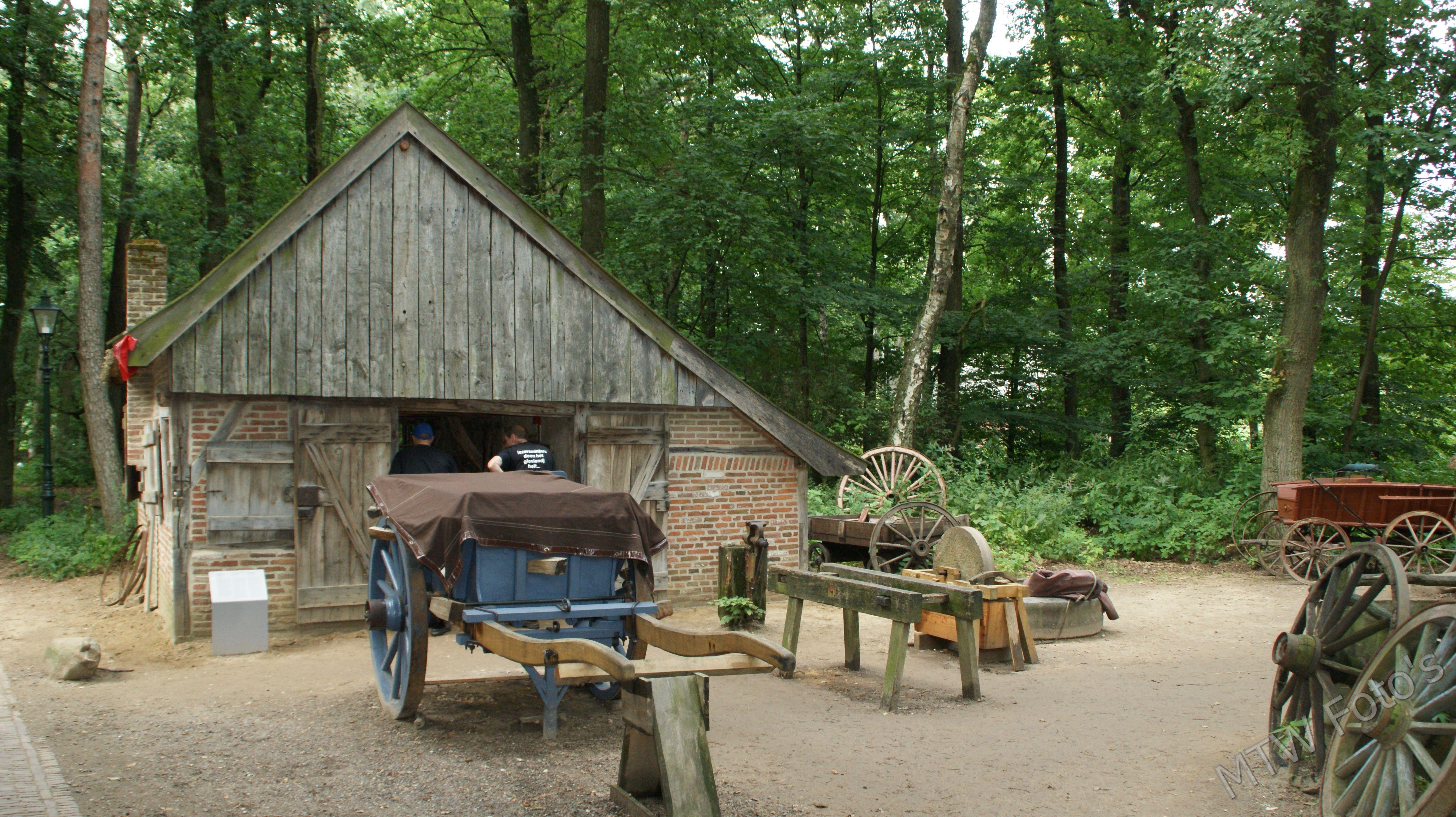 Arnhem open lucht museum