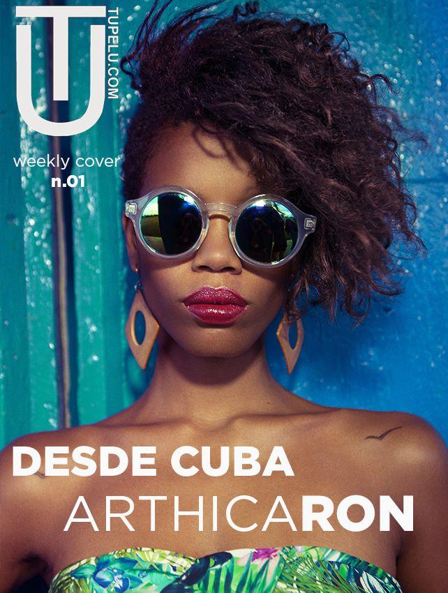 Portada #1 de Adictos a la peluquería  colección Ron de Arthica http://adictos.tupelu.com/