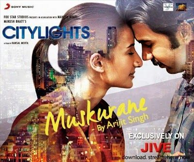 Muskurane - Citylights (2014) Official Video Song [ HD 720p ...