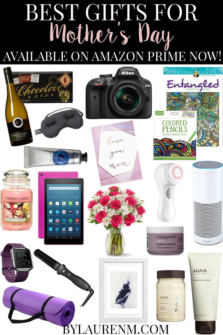 Best mothers day gifts with amazon prime now mothers