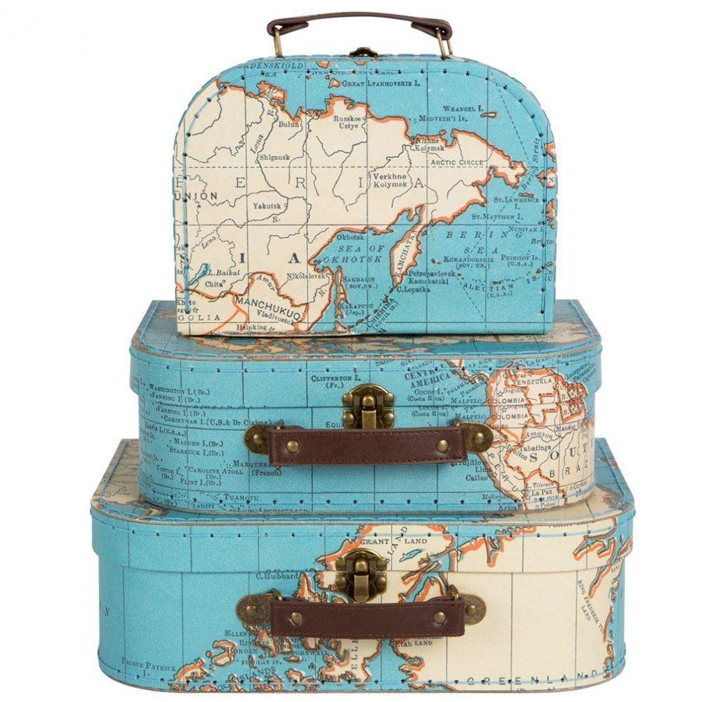 koffer globus