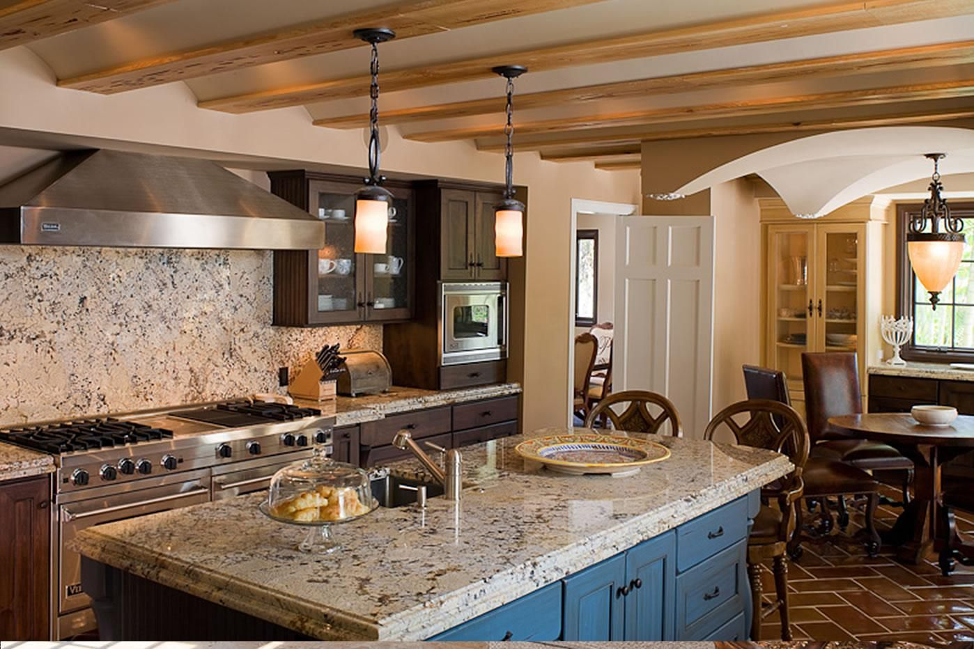 25 stunning Mediterranean Kitchen Designs