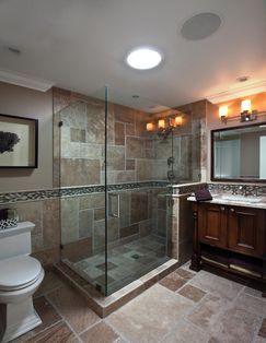 Designer Bathroom by Beth Whitlinger Interior Design