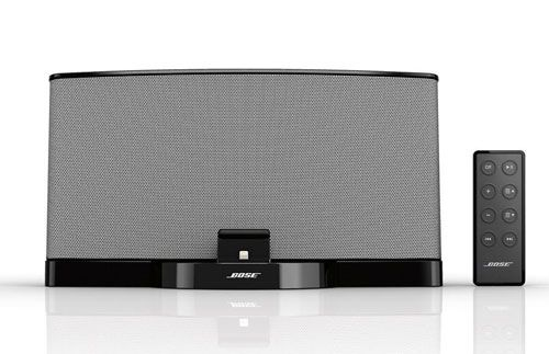 The Bose SoundDock Series III is a digital music system