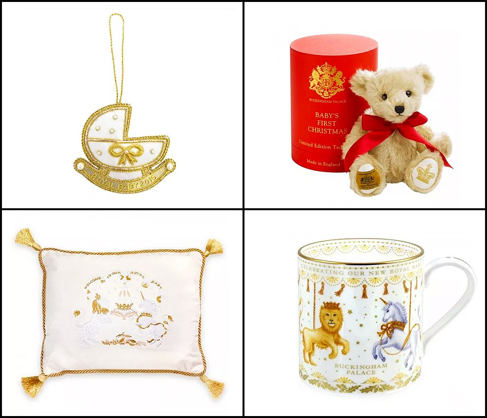 Snap It Up! Palace Debuts Official Memorabilia for Princess Charlotte