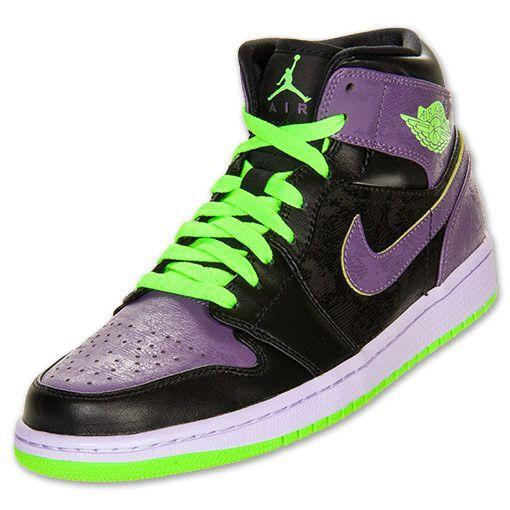 air jordan retro 2 green purple