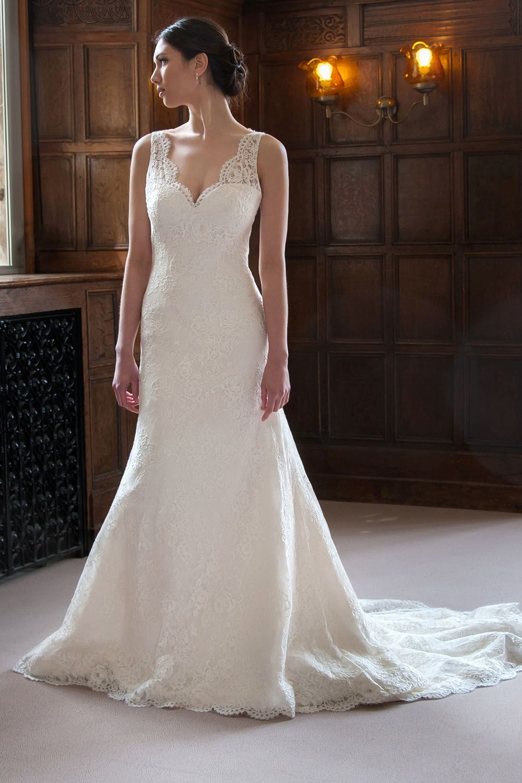 KleinfeldBridal.com: Augusta Jones: Bridal Gown: 32663338: A-Line ...