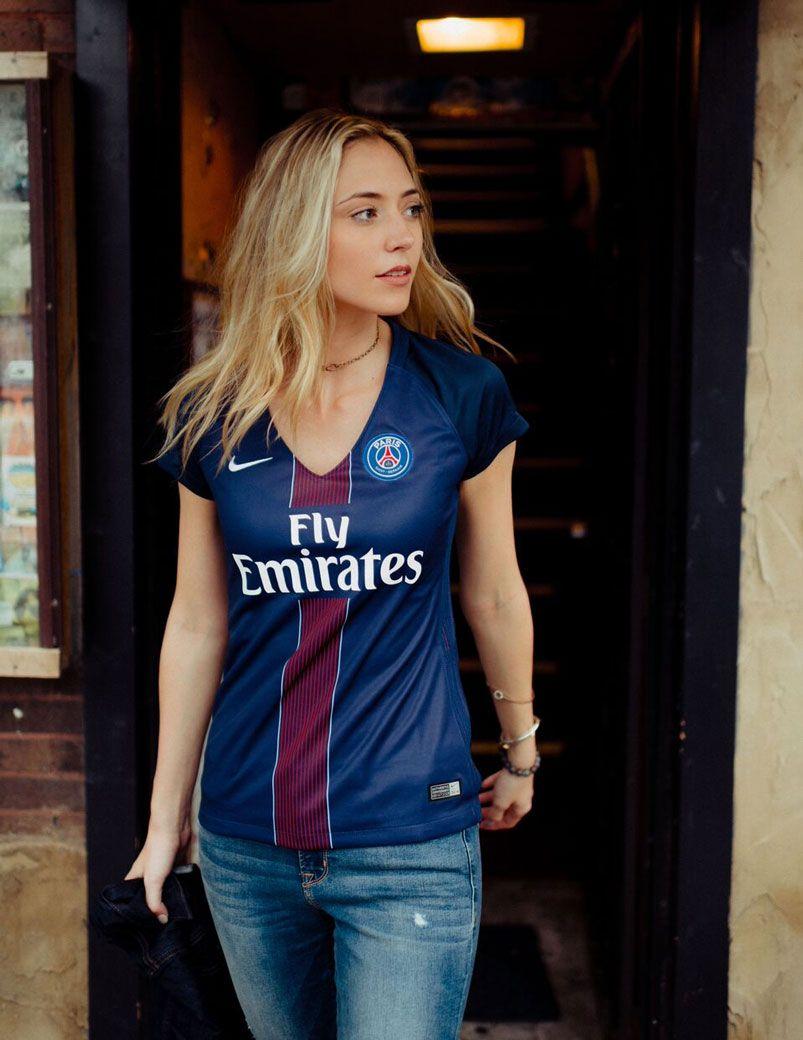 a5b95cf736 Paris Saint Germain Women's Jerseys 2016-2017 | Paris Saint Germain ...