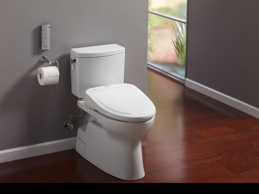TOTO ConnectPlus Vespin II Featuring E350 Washlet