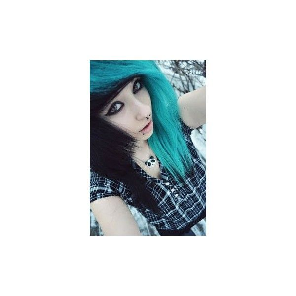 Goth scene emo ❤ liked on Polyvore featuring accessories, hair accessories, hair, goth hair accessories and gothic hair accessories
