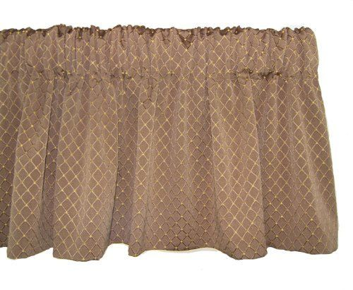Rlf Home Sutton Valance Amber By Rlf Home 29 99 3 Inch Rod