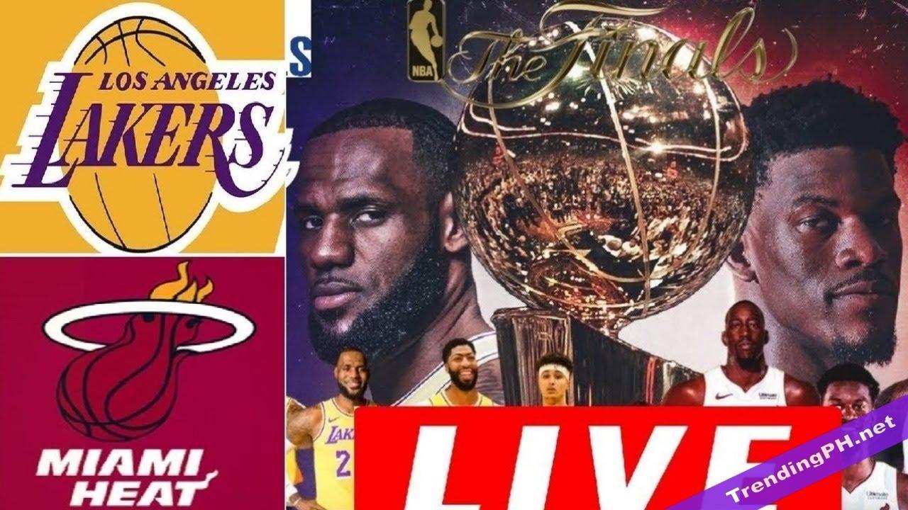 Post Game Los Angeles Lakers Vs Miami Heat Live Hd Game 5 Nba Finals 10 9 20 In 2020 Lakers Vs Los Angeles Lakers Nba Finals