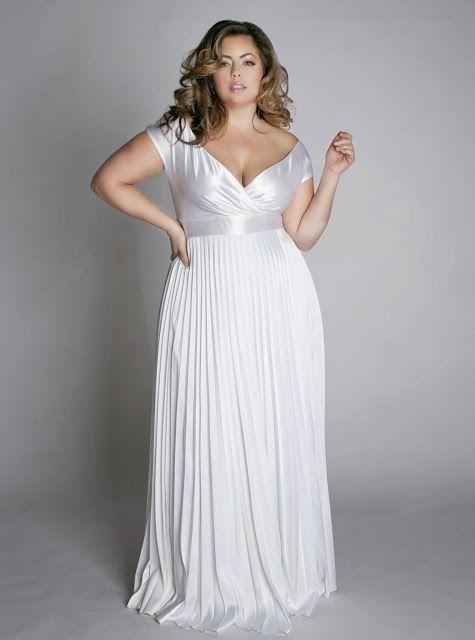 7cc147982 Maravillosos Vestidos de novias para Gorditas