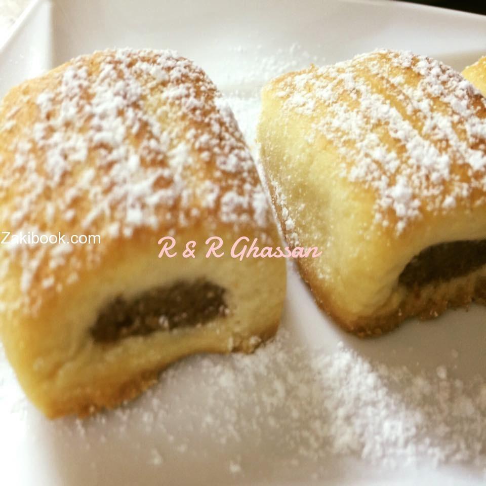 بسكويت التمر الهش زاكي Lebanese Desserts Dessert Recipes Arabic Food