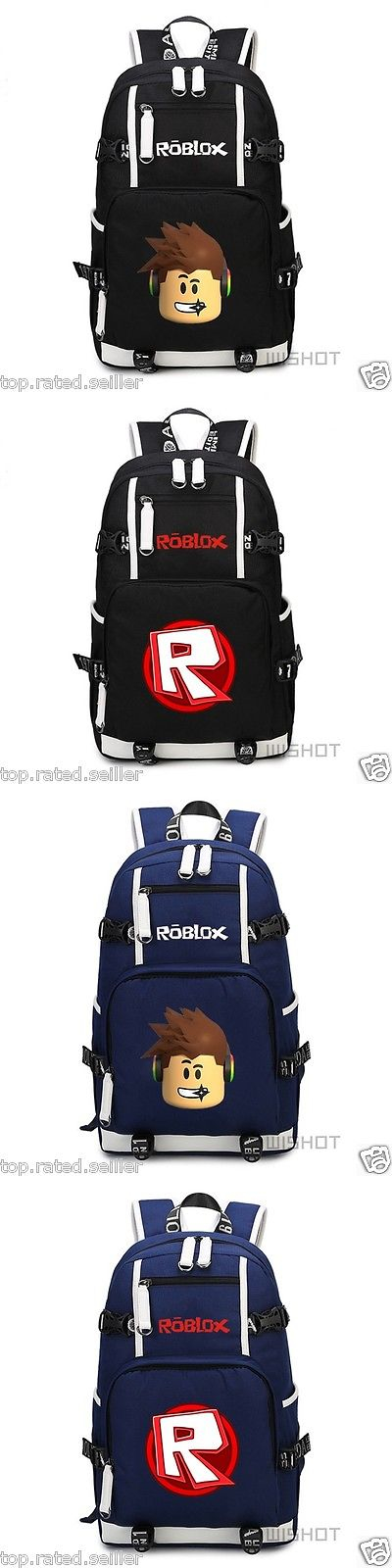 fb060944706 Backpacks and Bags 57882  New Roblox Game Backpack For Kids Boys Children  Teenagers Men Student School Bag -  BUY IT NOW ONLY   35.99 on eBay!