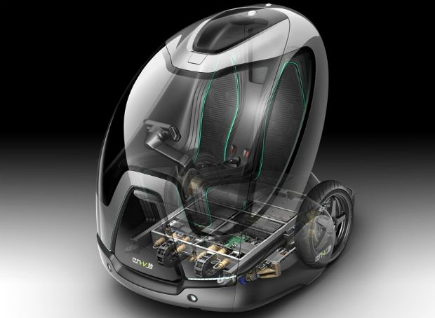 General Motors Begins Pilot Testing Electric Concept Cars