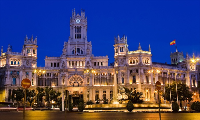 Spain Vacation Price Is Per Person Based On Two Guests Per Room Buy One Voucher Per Person Madrid Guide Spain Vacation Madrid