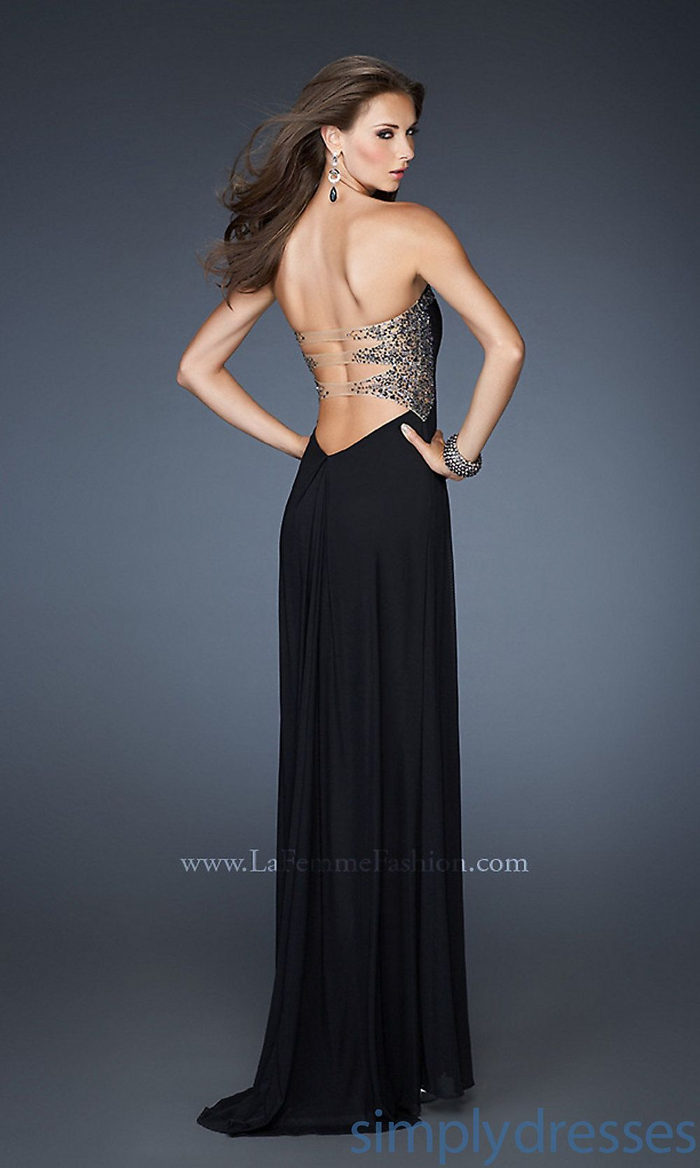 1000  images about Clothing on Pinterest - Long prom dresses ...