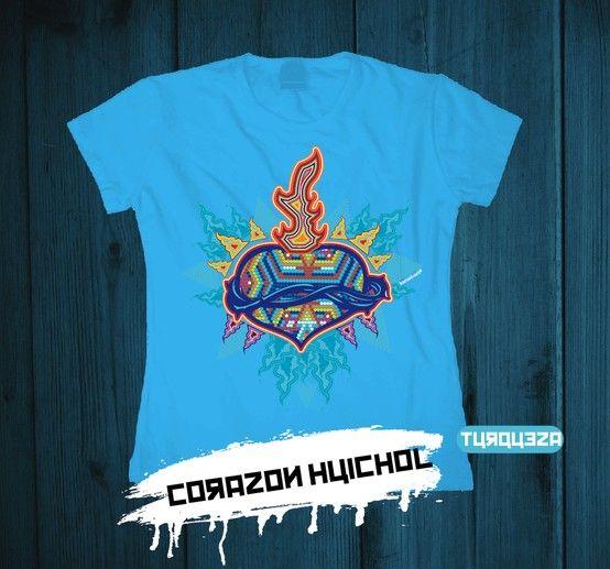 CORAZON HUICHOL
