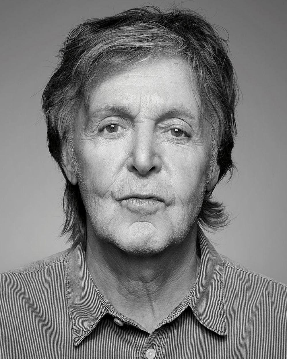 Paul McCartney by Martin Schoeller