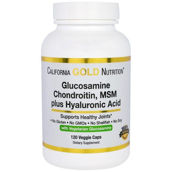 california gold nutrition glucosamine)