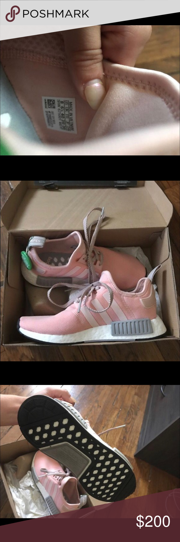 577c1f0f0 Women s Adidas NMD Size 8. Bought the wrong size. Never been worn. adidas