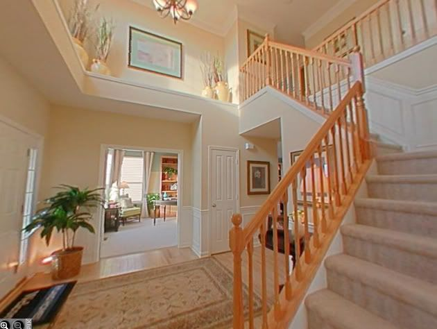 Home Foyer Paint Colors : Glidden coconut milk wall paint same as we had in oregon