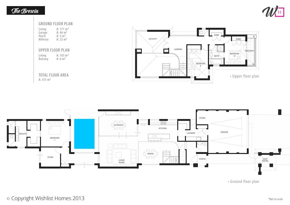 10m Wide Home Designs Can Be Amazing Wishlist Homes House Plans Australia Narrow Lot House Plans Two Storey House Plans