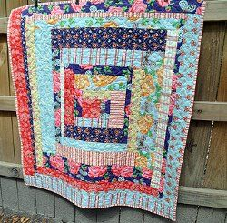 Country Cabin Lap Quilt | Lap quilts, John adams and Quilt tutorials : patterns for lap quilts - Adamdwight.com