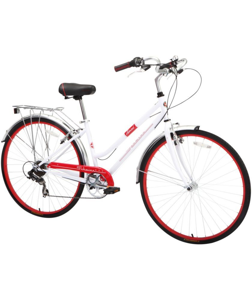 Buy Schwinn Admiral 26 Inch Hybrid Bike Women S At Argos Co Uk