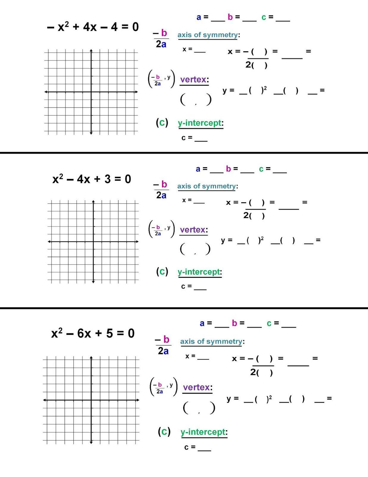 Algebra resources my quadratic unit algebra pinterest when i was teaching algebra my favorite unit was by far my quadratics unit o my students loved the quadratics unit too because i did falaconquin