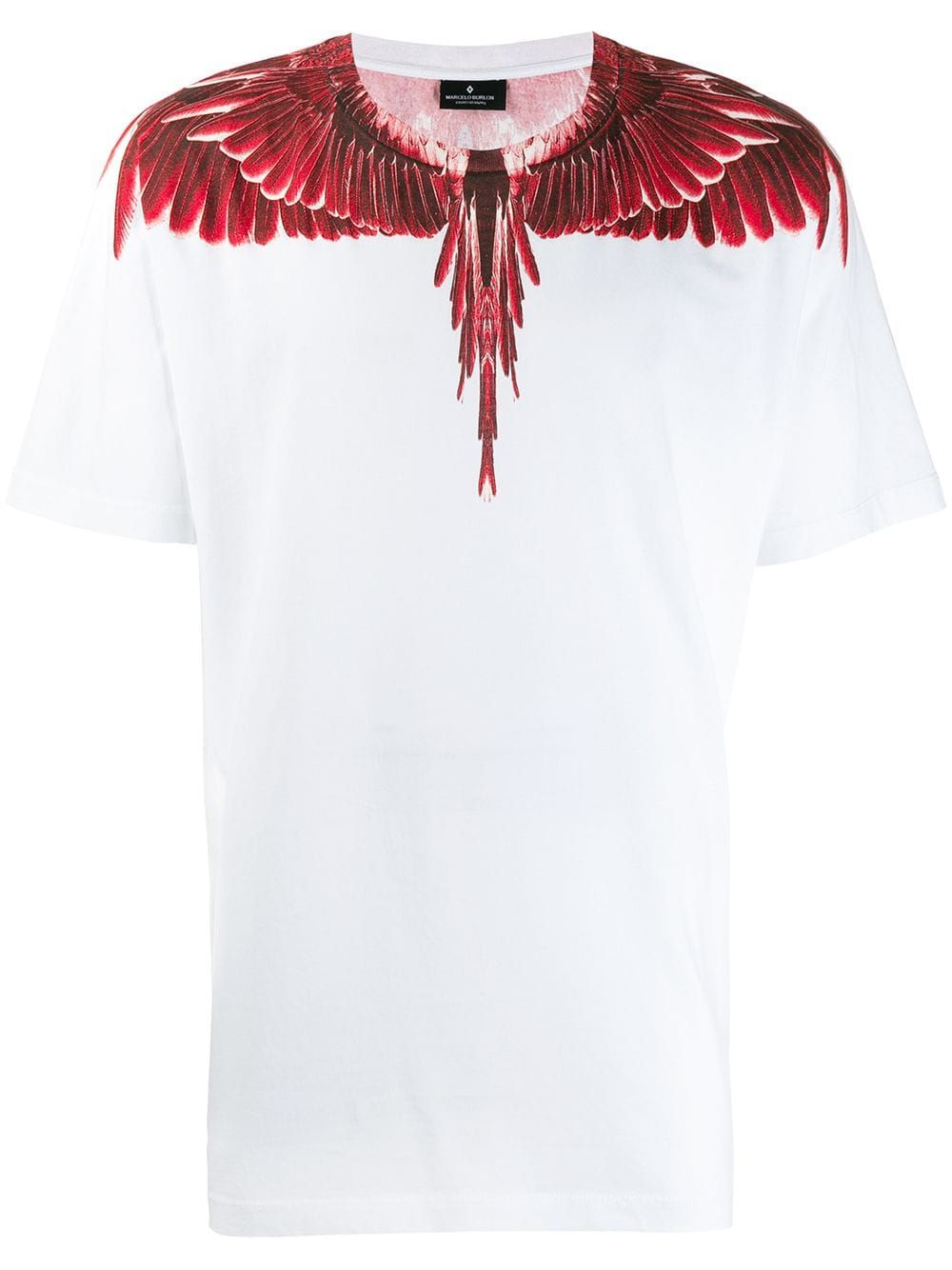 wings T shirt | Milan, Size clothing, Printed cotton