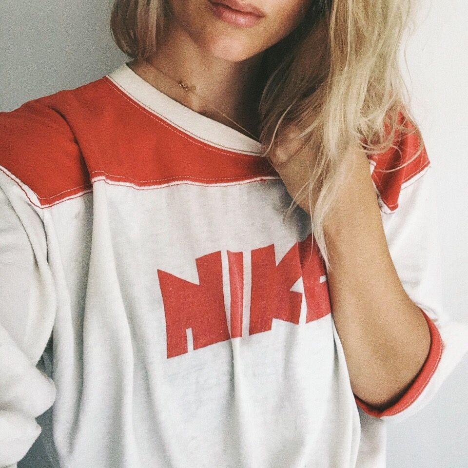 Vintage 70s Nike shirt