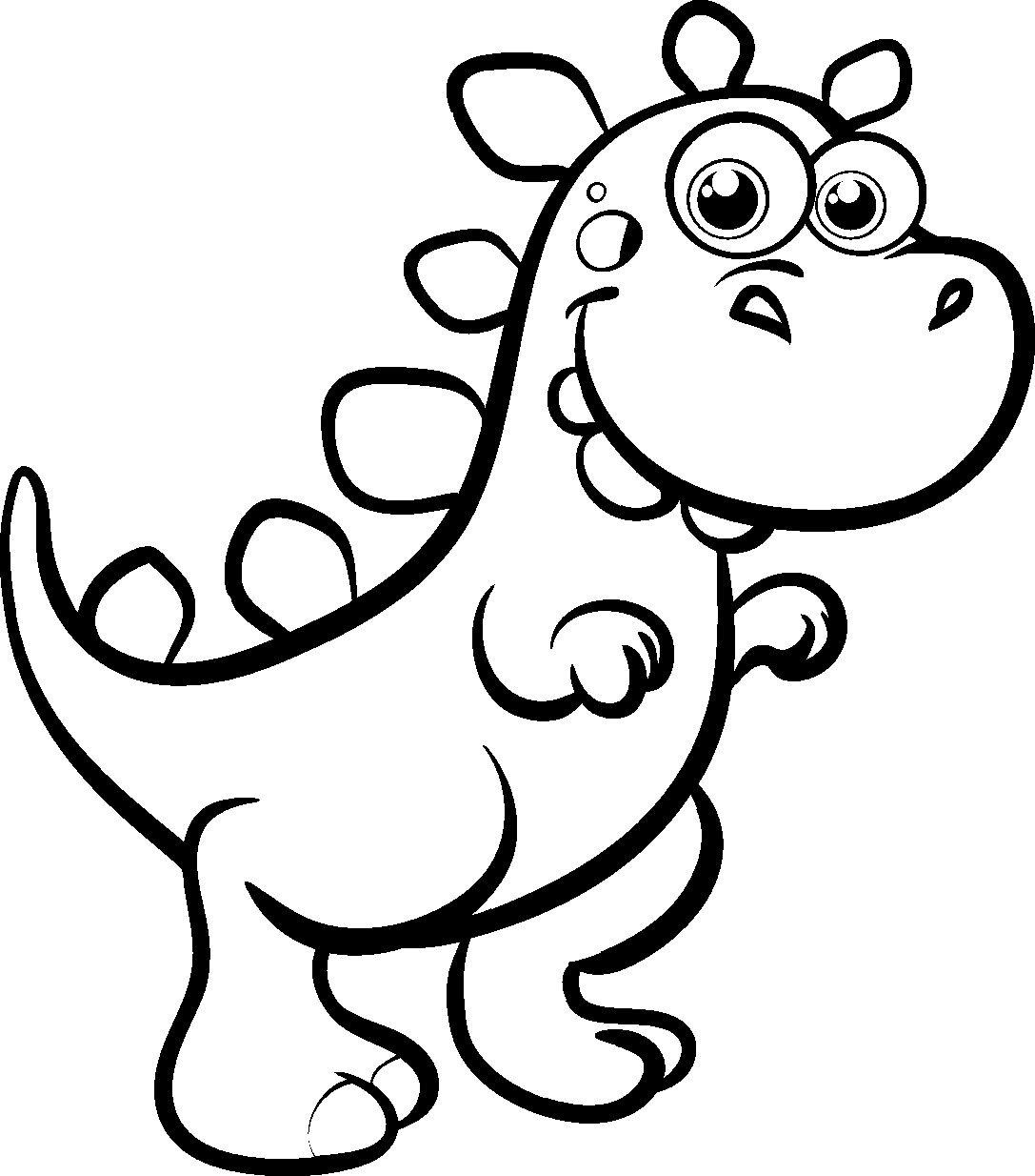 Pin By Daniela Vasile On Dinosaurs Dinosaur Coloring Pages