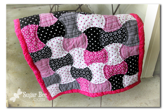 Go Baby Review Apple Core Quilt Circle Quilts Pink Quilts Quilts