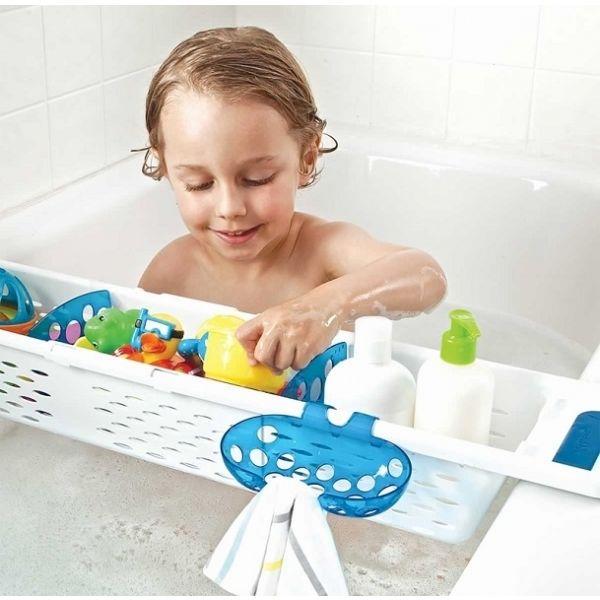 Munchkin Secure Grip Bath Caddy Badrek