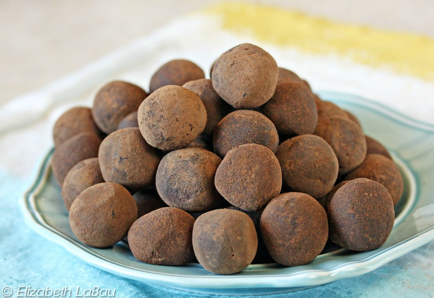 Quick And Easy Chocolate Cream Cheese Truffles Recipe Chocolate Cream Cheese Truffle Recipe Cream Cheese Desserts