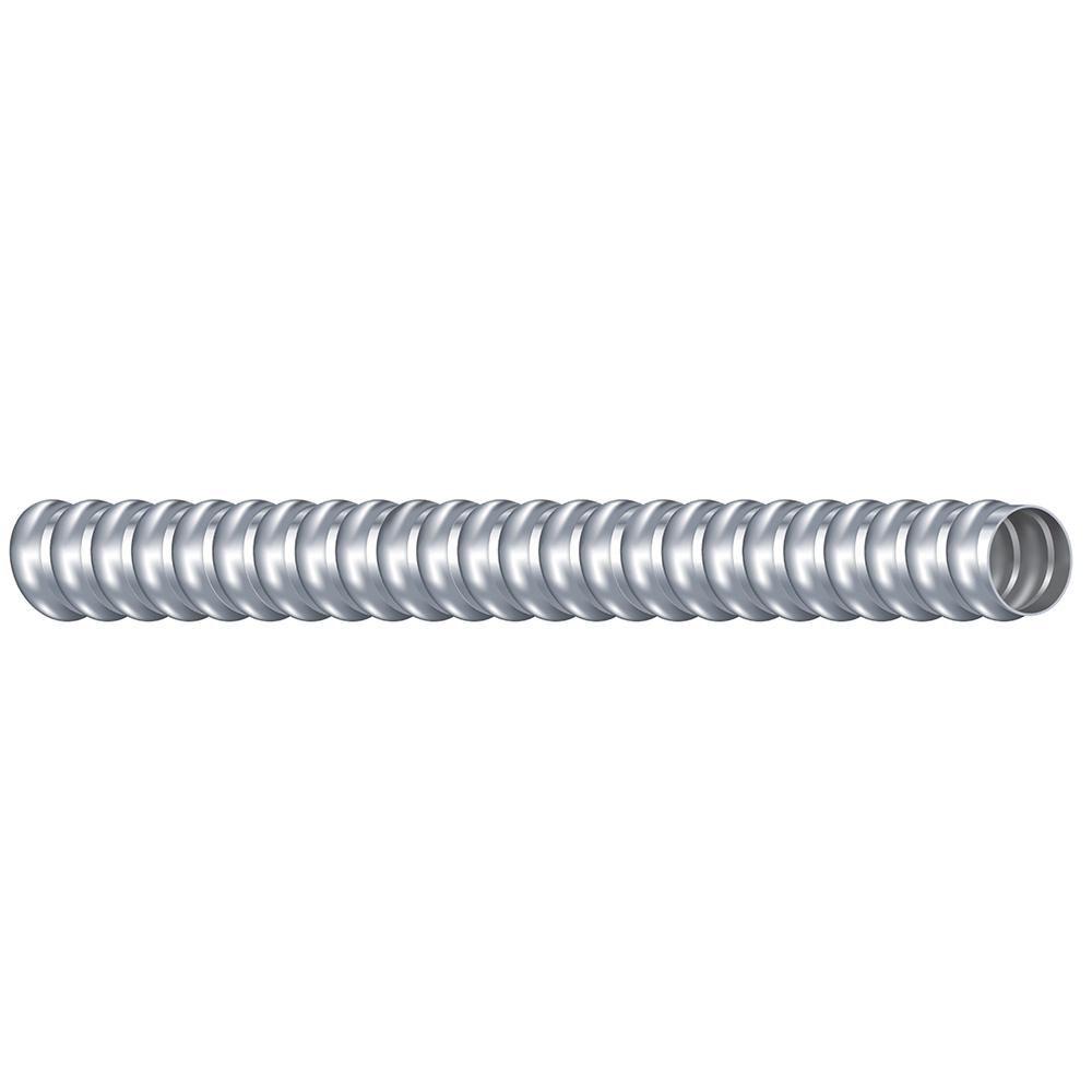 Southwire 2 1 2 In X 25 Ft Galflex Rws Metallic Armored Steel Flexible Conduit 55092001 Flexibility Metal Steel