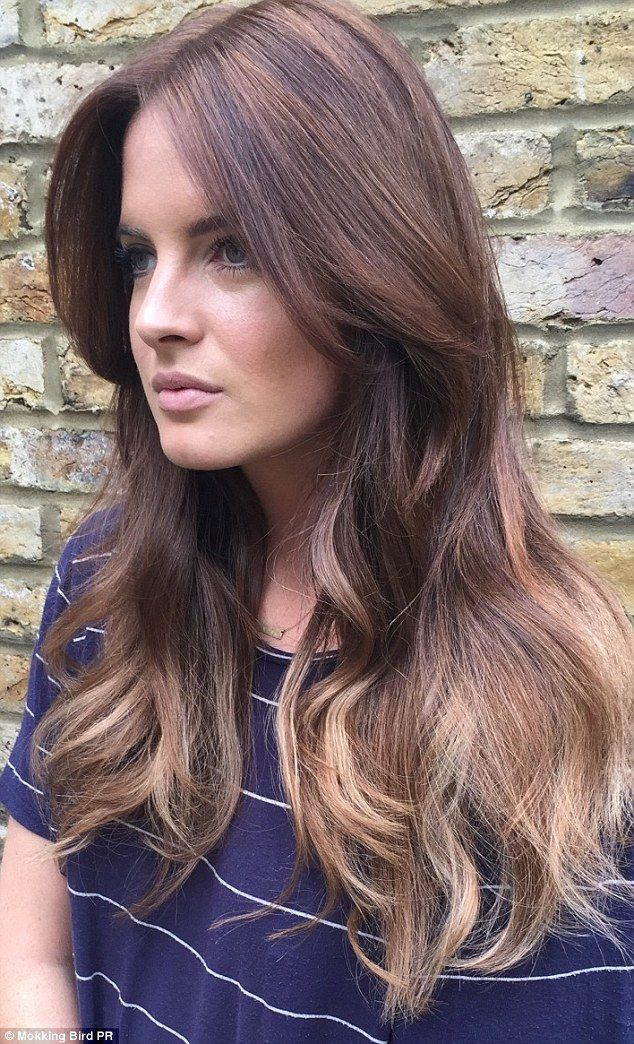 Binky goes balayage! New extensions inspired by Khloe