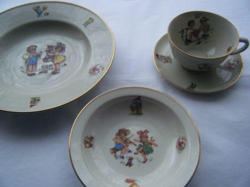 Haviland Bavaria Children S China Set Ebay China Sets China Bavaria
