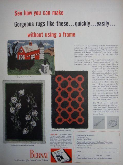 McCall's Needlework - Fall-Winter 1953-54