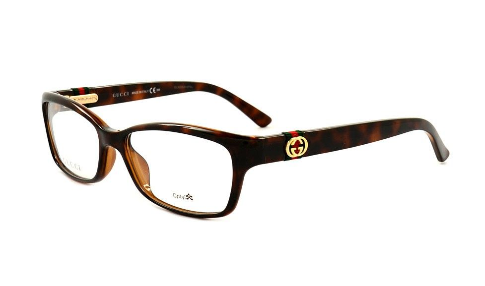 Gucci GG 3647 DWJ 51 Havanna | Gucci Brillen | Pinterest