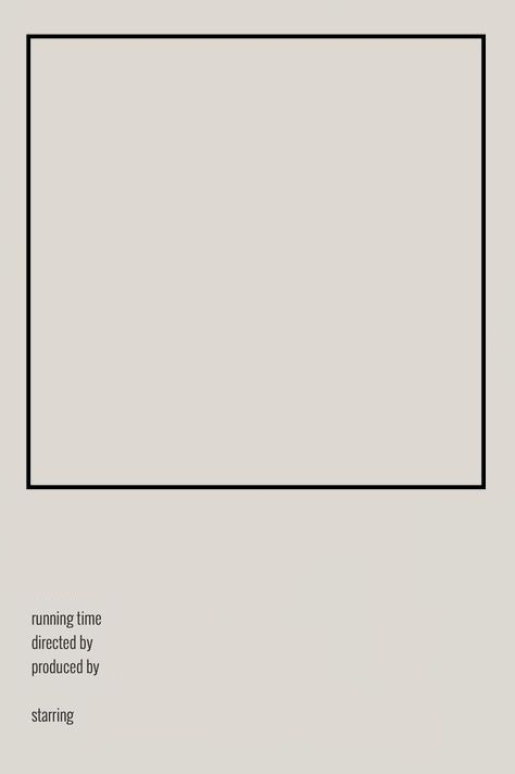 (movie two lines) blank template for alternate polaroid